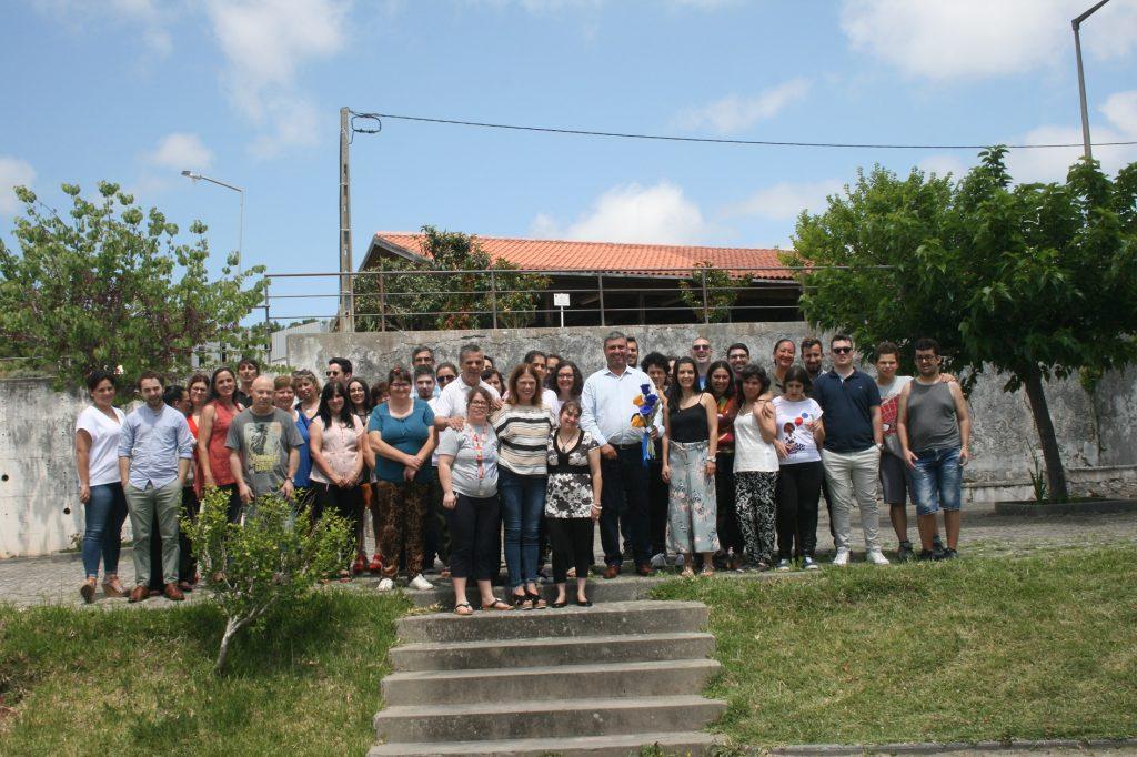 Weas visita APPACDM 2019