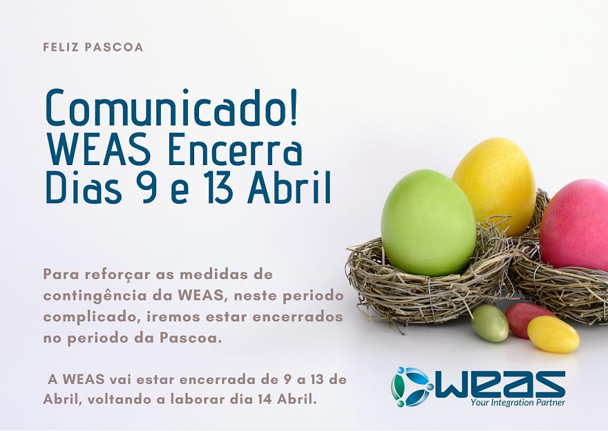 Weas - Boa Pascoa